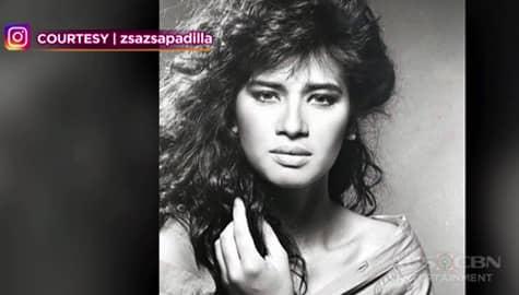 Umagang Kay Ganda: Zsa Zsa Padilla, ibinida ang kanyang throwback photo Image Thumbnail