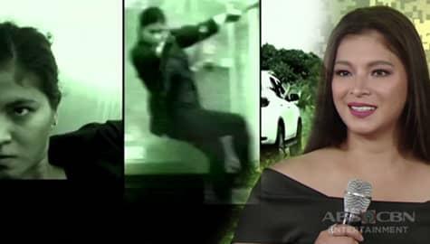 """TV Patrol: Angel Locsin, walang stunt double sa mga natitirang eksena ng """"The General's Daughter"""" Image Thumbnail"""