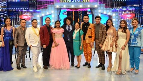 Umagang Kay Ganda: TNT Grand Finalists, sinagot ang mga tanong ng press Image Thumbnail