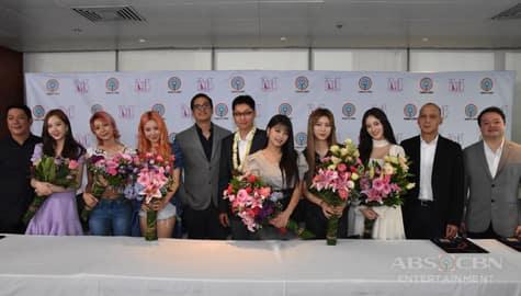 TV Patrol: K-pop girl group na Momoland, pumirma ng multi-project deal sa Kapamilya network Image Thumbnail