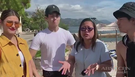 TV Patrol: LizQuen at Direk Cathy, reunited sa 'Make It With You'