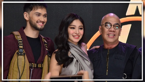 Boy, Nadine and Billy on their dynamic and standards as Your Moment judges