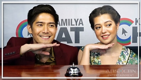 5 Second Challenge with Unlisted hosts Sue Ramirez and Robi Domingo Image Thumbnail