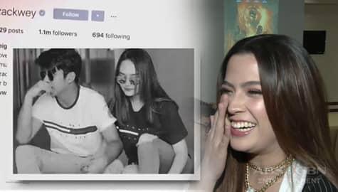 TV Patrol: Alexa Ilacad may hugot kay Nash Aguas Image Thumbnail