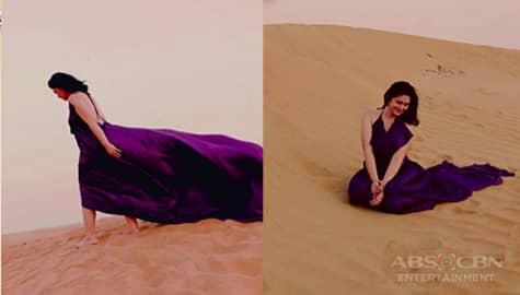 Umagang Kay Ganda: Dimples Romana, nag ikot sa Desert Safari sa Dubai Image Thumbnail
