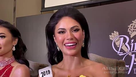 Umagang Kay Ganda: 2019 Miss Universe PH, Gazini Ganados, todo-handa na para sa Miss Universe pageant sa December Image Thumbnail