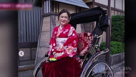 Umagang Kay Ganda: Tita Winnie, nag-ikot sa Asakusa District suot ang Kimono Image Thumbnail