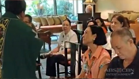 Umagang Kay Ganda: Inday, Claudine at Gretchen Barretto, dumalo sa Healing Mass Image Thumbnail