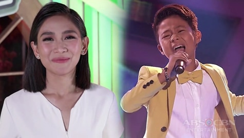 Rated K: Coach Sarah, may mensahe para sa bagong The Voice Kids champion na si Vanjoss Image Thumbnail