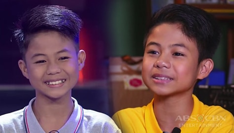 Rated K: Kilalanin ang The Voice Kids Grand Champion Vanjoss Bayaban Image Thumbnail