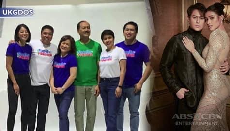 Umagang Kay Ganda: UKG Barkada, na meet ang Lizquen sa shoot ng Christmas Station ID Image Thumbnail