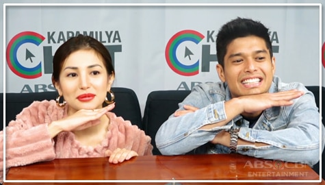 Nathalie Hart vs JC de Vera in Kapamilya Chat's 5 Second Challenge  Image Thumbnail