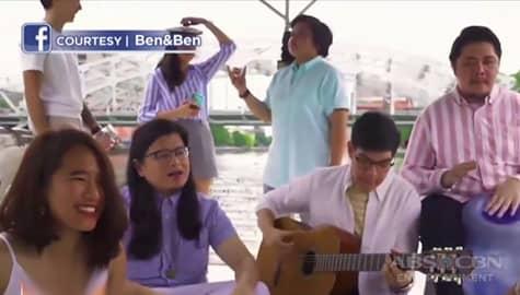 Umagang Kay Ganda: Bandang Ben & Ben, nag jamming sa Pasig River Image Thumbnail