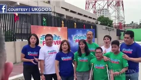 Umagang Kay Ganda: UKG Family BTS Shooting ng Christmas Station ID, mapapanood sa fanpage ng Umagang Kay Ganda Image Thumbnail