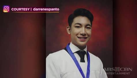 Umagang Kay Ganda: Darren Espanto, graduate na sa Senior High School  Image Thumbnail