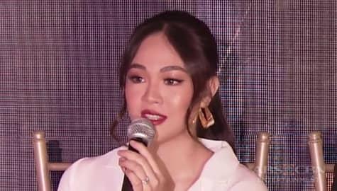 TV Patrol: Janella Salvador, ayaw nang makipag-love team Image Thumbnail