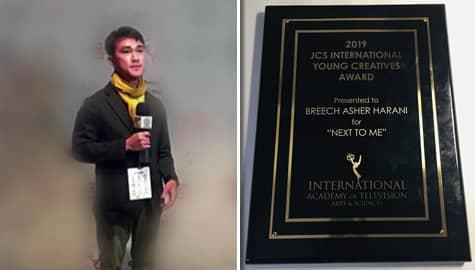 Umagang Kay Ganda: Pinoy filmmaker, panalo sa 2019 International Emmys Image Thumbnail