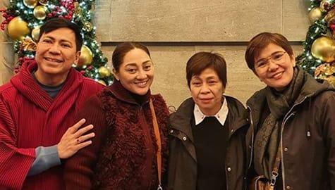 Umagang Kay Ganda: Tyang Amy, enjoy sa kanyang bakasyon sa New York Image Thumbnail