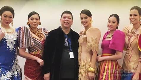 TV Patrol: Detalye ng mga kasuotan ng Pinay Beauty Queens para sa SEA Games opening, ipinakita na  Image Thumbnail