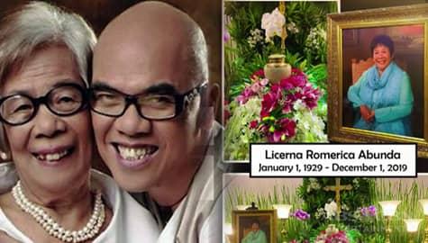 Umagang Kay Ganda: Ina ni Tito Boy Abunda, pumanaw na Image Thumbnail