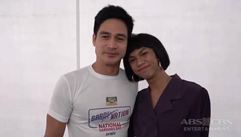 Umagang Kay Ganda: Mimiyuuuh, tinawag na Daddy si Piolo Pascual Image Thumbnail