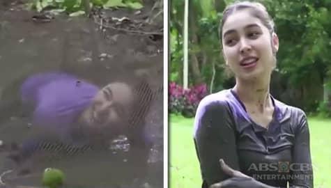 Umagang kay Ganda: Julia Barretto, gumapang sa putikan kasama ang kanyang Glam Team Image Thumbnail