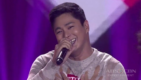 WATCH: Coco Martin serenades everyone with their show-stopping performance | ABS-CBN Christmas Special 2019 Image Thumbnail