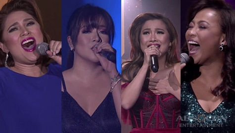 WATCH: Kapamilya Singers pay tribute to the 65 Years of Pinoy Soap Opera | ABS-CBN Christmas Special 2019 Image Thumbnail