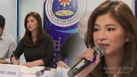 Umagang Kay Ganda: Angel Locsin, itinalaga bilang Anti-piracy Ambassador ng Optical Media Board Image Thumbnail