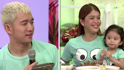 Magandang Buhay: Ang nakakakilig na message ni Jason para kay momshie Melai Image Thumbnail
