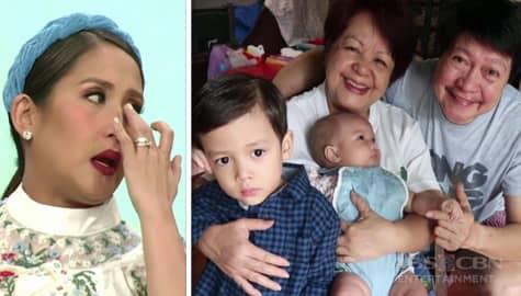 Magandang Buhay: Momshie Jolina, naiyak dahil hindi niya makakasama ang kanyang magulang sa pasko Image Thumbnail