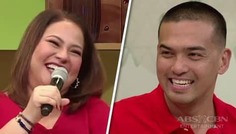 Magandang Buhay: Momshie Karla, kinilig sa sagot ni Jam Image Thumbnail