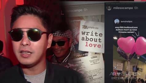 TV Patrol: Mga bida ng ilang MMFF entries, sinorpresa ang mga manonood Image Thumbnail