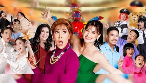 "WATCH: ""The Mall The Merrier"" Music Video Featuring ""Kay Sayang Pasko Na Naman"" Image Thumbnail"