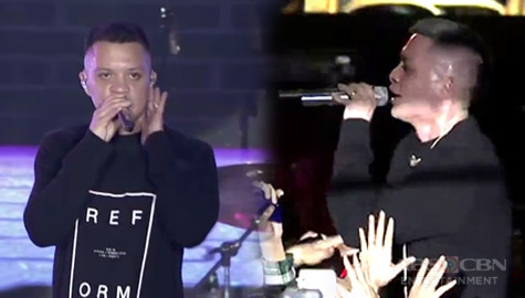 2020 Rising The New Year Countdown: Bamboo owns the stage with his rocking performance Image Thumbnail