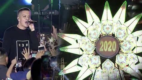 TV Patrol: Kapamilya stars, pinaningning ang '2020 Rising' New Year countdown ng ABS-CBN  Image Thumbnail