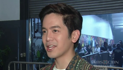 TV Patrol: Joshua Garcia, nagpapayat para sa pelikula  Image Thumbnail