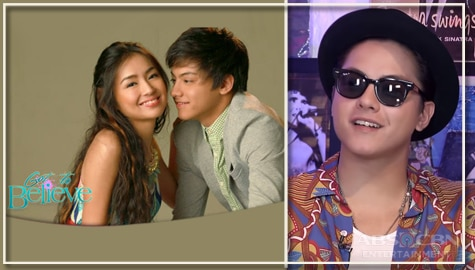 Why Got To Believe was Daniel Padilla's fave teleserye Image Thumbnail