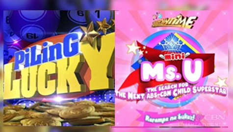 Umagang Kay Ganda: 'Piling Lucky' at 'Mini Miss U', mga bagong aabangan sa It's Showtime Image Thumbnail