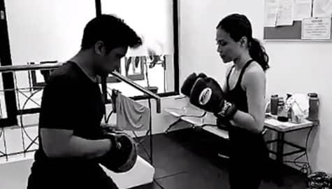 Umagang Kay Ganda: Toni Gonzaga, ipinakita ang kanyang boxing workout Image Thumbnail