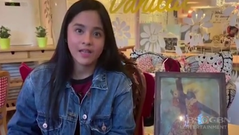 Umagang Kay Ganda: Janah Zaplan, bata pa lamang ay deboto na ng Poong Nazareno Image Thumbnail