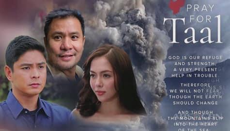 TV Patrol: Mga artista, hinikayat na magdasal at magbayanihan para sa mga nasalanta Image Thumbnail