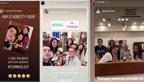 Umagang Kay Ganda: UKG Barkada, inabot ng 5AM ang bonding Image Thumbnail