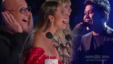 Umagang Kay Ganda: Marcelito Pomoy, pinahanga ang judges ng America's Got Talent: The Champions Image Thumbnail