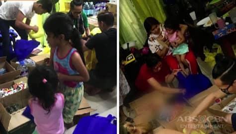 Umagang Kay Ganda: Pamilya Francisco, nagbalot ng relief goods para sa mga biktima ng Taal Image Thumbnail