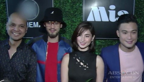 TV Patrol: Billy Crawford, full support sa premiere night ng pelikula ni Coleen Garcia na 'Mia' Image Thumbnail