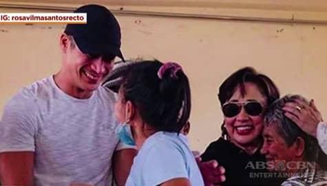 Umagang Kay Ganda: Rep. Vilma Santos-Recto at Piolo Pascual, nagbigay ng relief goods sa evacuation centers sa Batangas Image Thumbnail