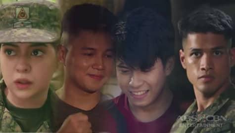 TV Patrol: Kwento ng Karangalan at Katapangan sa mga unang episodes ng 'A Soldier's Heart' Image Thumbnail