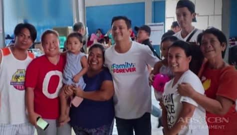Umagang kay Ganda: Ogie Alcasid, bumisita sa evacuation center sa Batangas Image Thumbnail