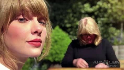 Umagang kay Ganda: Taylor Swift, ibinahaging may 'brain tumor' ang kanyang ina Image Thumbnail